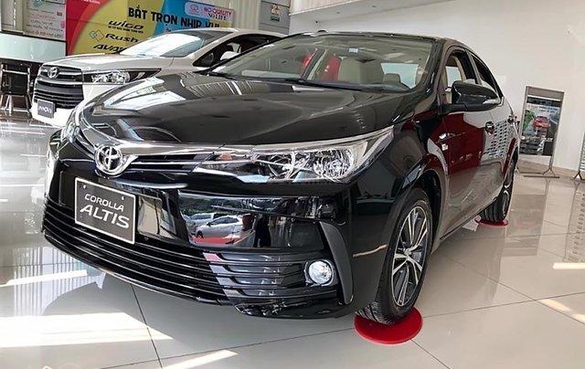 Cần bán Toyota Corolla altis 1.8G AT sản xuất 2019, màu đen3