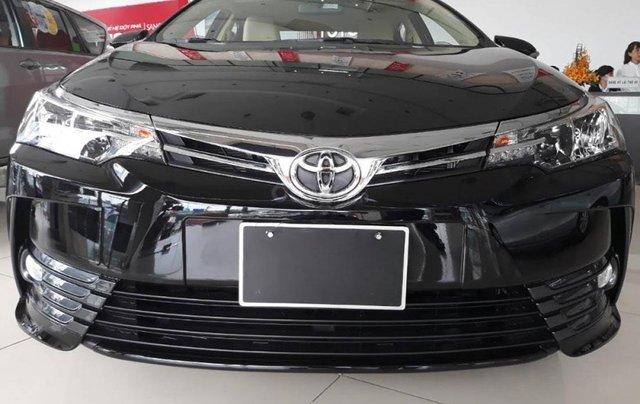 Cần bán Toyota Corolla altis 1.8G AT sản xuất 2019, màu đen1