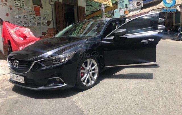 Mazda 6 bản 2.5 thể thao, full option, mới đi 16.000km1