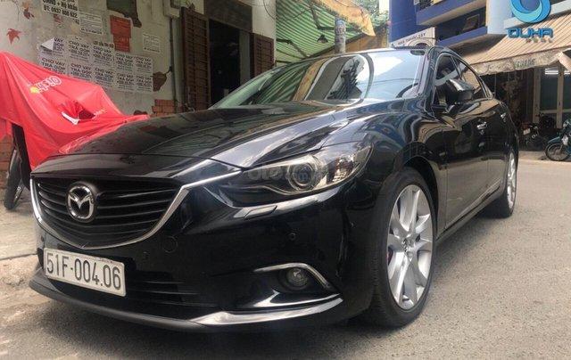 Mazda 6 bản 2.5 thể thao, full option, mới đi 16.000km3