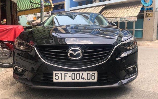 Mazda 6 bản 2.5 thể thao, full option, mới đi 16.000km5