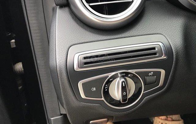 Bán Mercdes Benz C250 2016, xe đẹp đi ít 21.000km đúng đồng hồ, bao check hãng6
