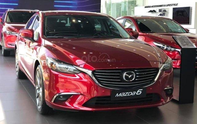 Cần bán xe Mazda 6 2.0 Premium 2019, màu đỏ, giá cực ưu đãi, LH 07945556250