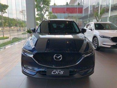 Bán xe Mazda CX 5 2.5 đời 2019, màu xanh - Ưu đãi đặc biệt0