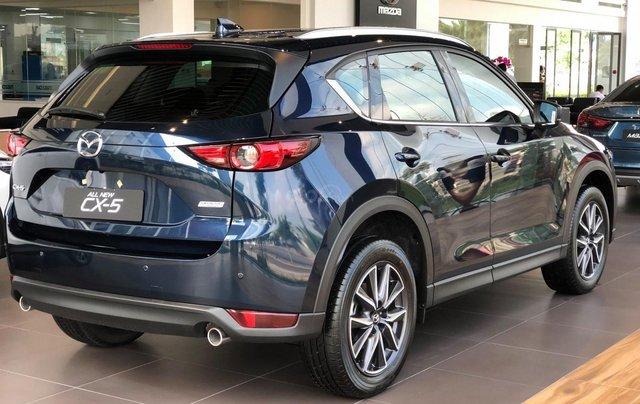Bán xe Mazda CX 5 2.5 đời 2019, màu xanh - Ưu đãi đặc biệt6
