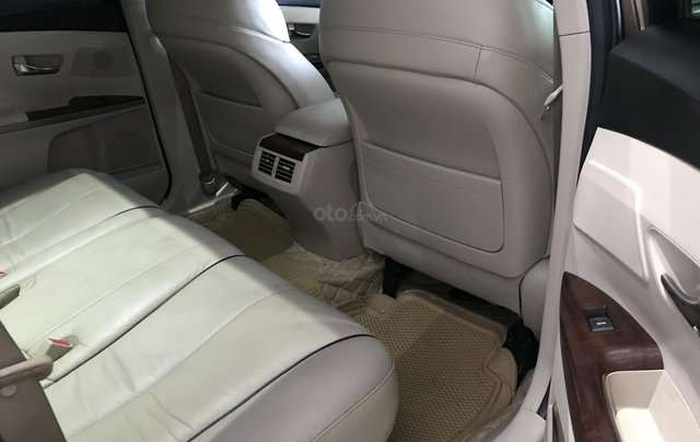 Bán Hyundai Sonata 2.0 2011, màu bạc, xe nhập8