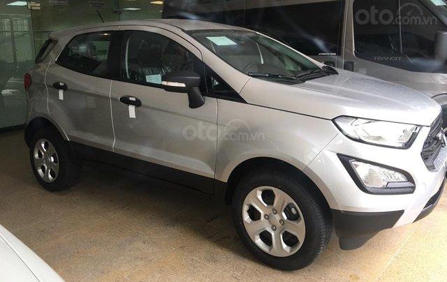 Bán Ford EcoSport đời 2019, màu bạc, giá tốt1