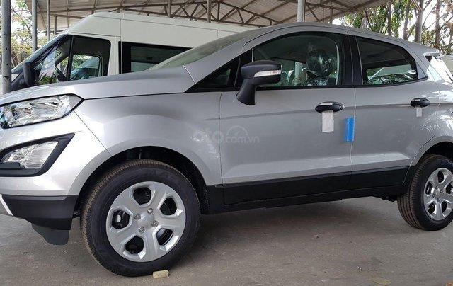 Bán Ford EcoSport đời 2019, màu bạc, giá tốt2