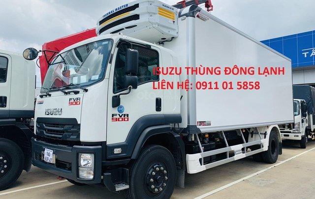 Xe tải Isuzu thùng đông lạnh, tải trọng 8 tấn2