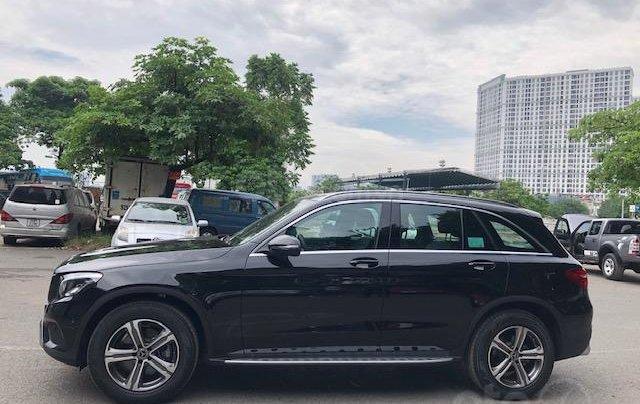 Cần bán Mercedes GLC 200 đăng ký 2019, màu đen1