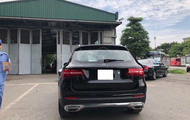 Cần bán Mercedes GLC 200 đăng ký 2019, màu đen2