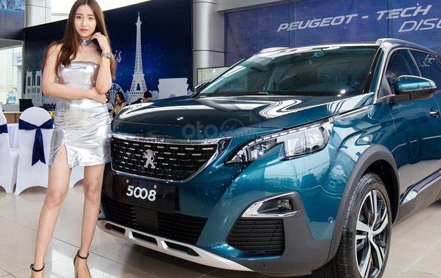 Peugeot 5008 - Đẳng cấp châu Âu0