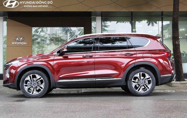 Bán Hyundai Santa Fe dầu Premium 2019, một xe duy nhất1