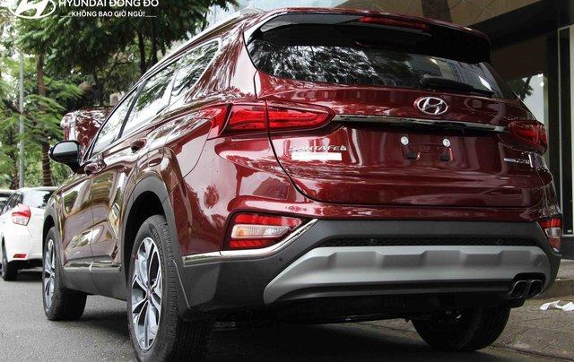 Bán Hyundai Santa Fe dầu Premium 2019, một xe duy nhất3
