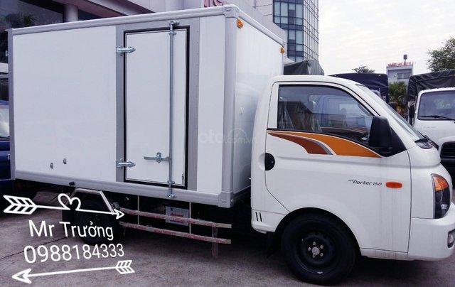Bán xe Hyundai Porter 150 tải trọng 1.5 tấn, đời 20190
