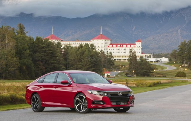 Honda Accord 2019 chuẩn bị xuất hiện tại Việt Nam30