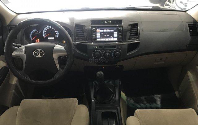 Toyota Fortuner máy dầu 2016, còn rất đẹp7