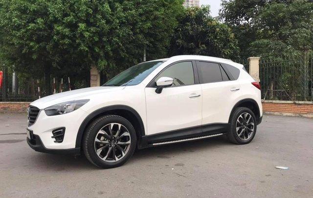 Cần bán lại xe Mazda CX5 2.5 AT SX 2017, biển HN7