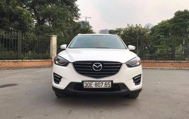 Cần bán lại xe Mazda CX5 2.5 AT SX 2017, biển HN0