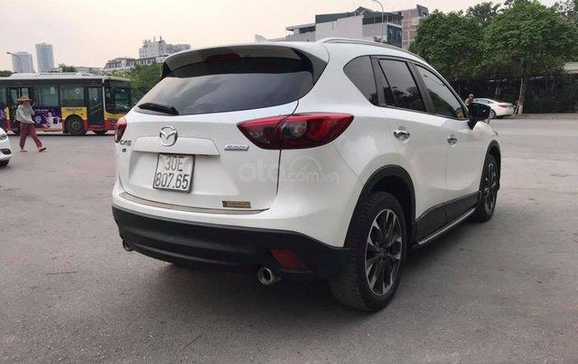 Cần bán lại xe Mazda CX5 2.5 AT SX 2017, biển HN4