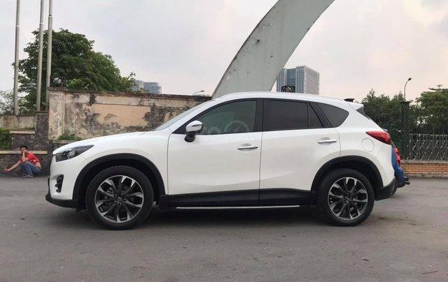 Cần bán lại xe Mazda CX5 2.5 AT SX 2017, biển HN5
