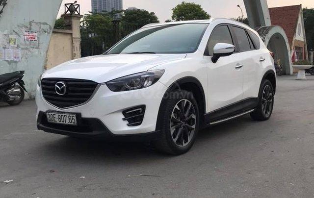 Cần bán lại xe Mazda CX5 2.5 AT SX 2017, biển HN8