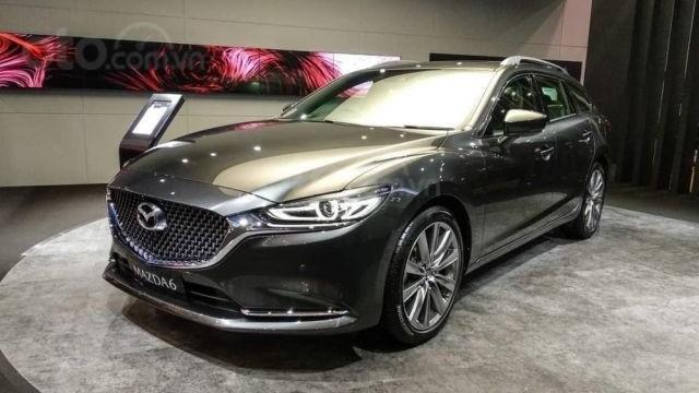 Bán xe Mazda 6 đời 2019, giá chỉ 782 triệu4