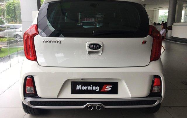 Bán xe Kia Morning Luxury 2019 hỗ trợ vay 85%3