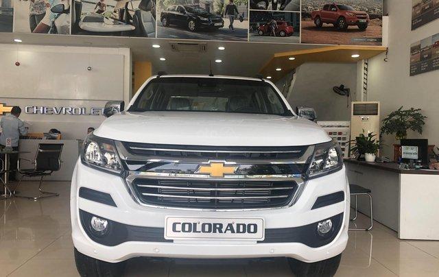 Chevrolet Colorado LTZ - khuyến mãi 50tr tặng gói phụ kiện chính hãng1