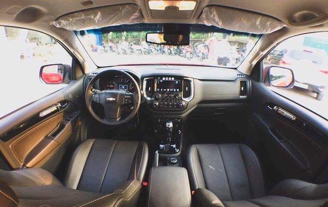 Chevrolet Colorado LTZ - khuyến mãi 50tr tặng gói phụ kiện chính hãng5