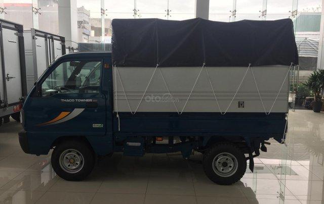 Xe tải thùng bạt Thaco Towner800 tải trọng 9 tạ - Hỗ trợ trả góp ngân hàng1