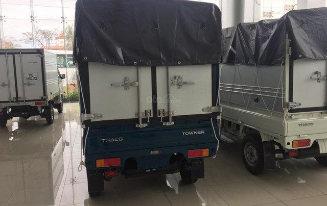 Xe tải thùng bạt Thaco Towner800 tải trọng 9 tạ - Hỗ trợ trả góp ngân hàng2