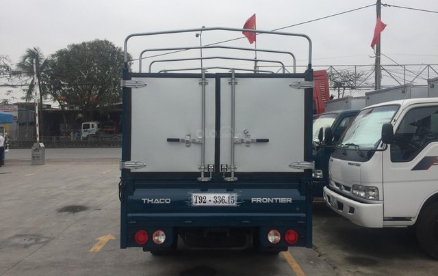 Xe tải Kia 1.25 tấn nâng tải 1.9 tấn thùng bạt - hỗ trợ trả góp ngân hàng, lãi suất ưu đãi3