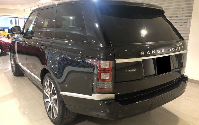 Bán LandRover Range Rover HSE 3.0 2014, màu đen, nhập khẩu, xe bán tại hãng2