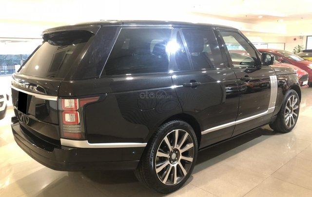 Bán LandRover Range Rover HSE 3.0 2014, màu đen, nhập khẩu, xe bán tại hãng3