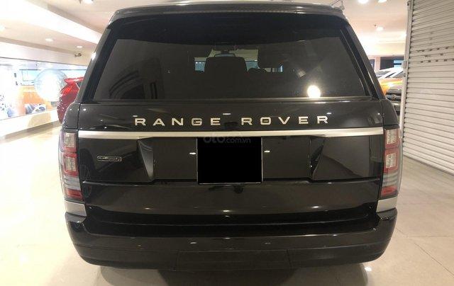 Bán LandRover Range Rover HSE 3.0 2014, màu đen, nhập khẩu, xe bán tại hãng4