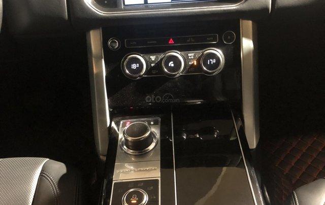 Bán LandRover Range Rover HSE 3.0 2014, màu đen, nhập khẩu, xe bán tại hãng9