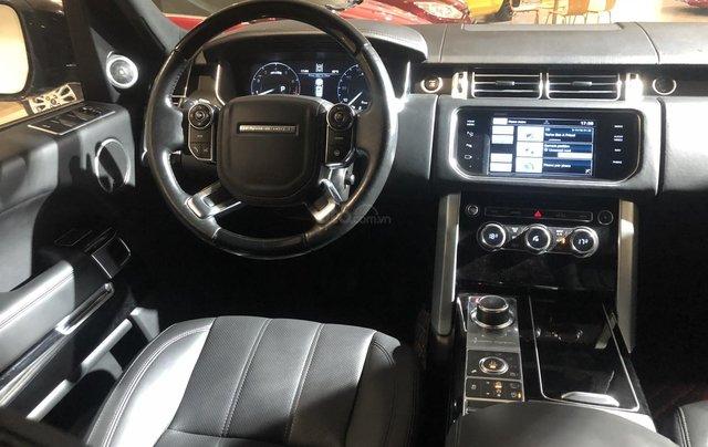 Bán LandRover Range Rover HSE 3.0 2014, màu đen, nhập khẩu, xe bán tại hãng10