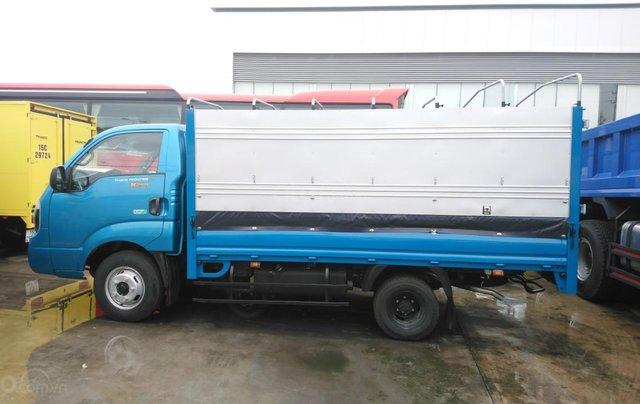 Thaco Kia K250 - Xe tải Kia 1.4 tấn nâng tải 2.4 tấn thùng bạt - hỗ trợ vay ngân hàng0