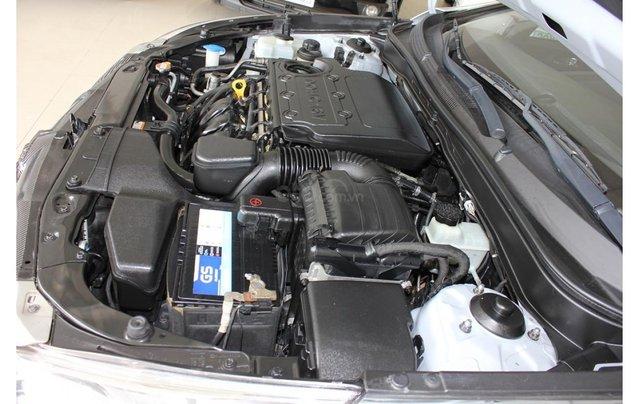 HCM: Hyundai Sonata 2011, màu trắng, xe nhập14