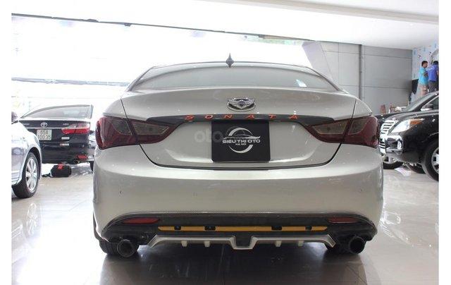 HCM: Hyundai Sonata 2011, màu trắng, xe nhập5