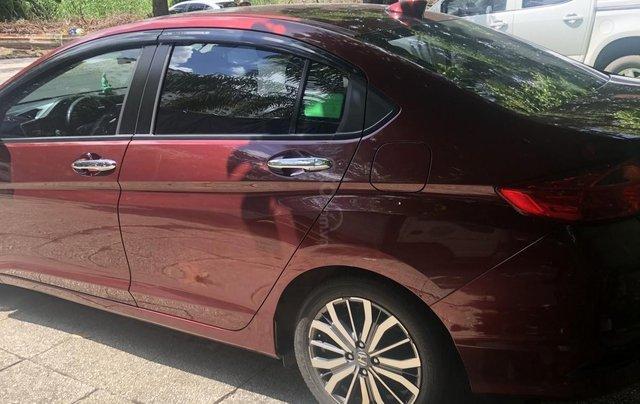 Bán xe Honda City Top đời 2017, màu đỏ, biển Sài Gòn mới đi 1.5 vạn8