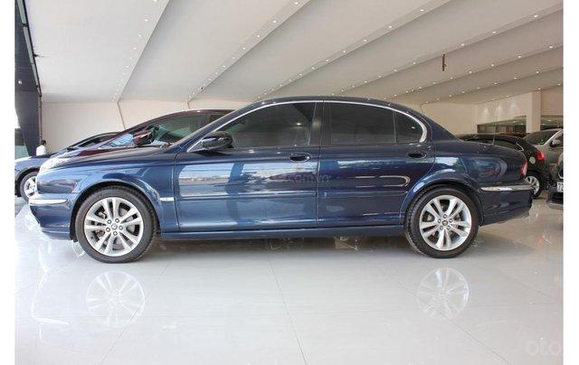 HCM: Jaguar X Type 2.1 V6 AT 2009, màu xanh, xe nhập6
