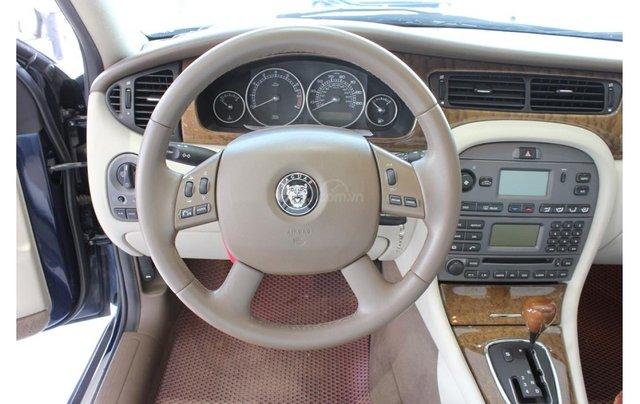 HCM: Jaguar X Type 2.1 V6 AT 2009, màu xanh, xe nhập7