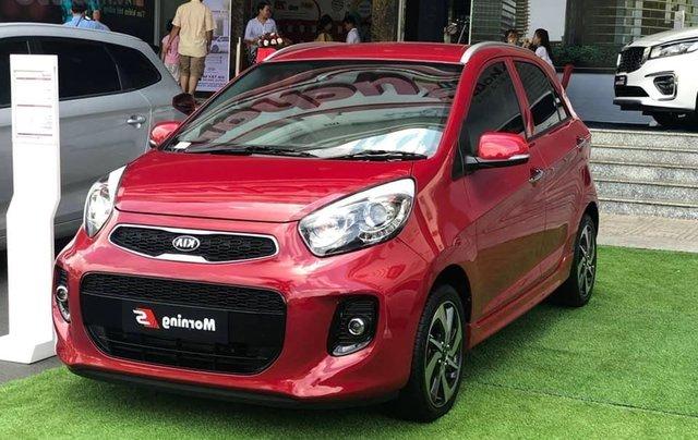 Cần bán xe Kia Morning MT sản xuất năm 2019, màu đỏ, 290 triệu0