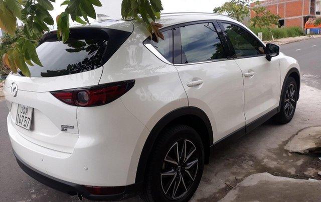 Bán Mazda CX5 2.5AT AWD màu trắng camay, số tự động, sản xuất 2018 đi 26000km2