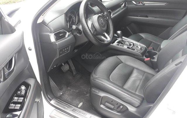 Bán Mazda CX5 2.5AT AWD màu trắng camay, số tự động, sản xuất 2018 đi 26000km6