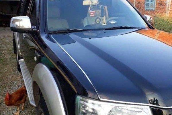 Cần bán xe Ford Everest năm sản xuất 2008, xe nhập0