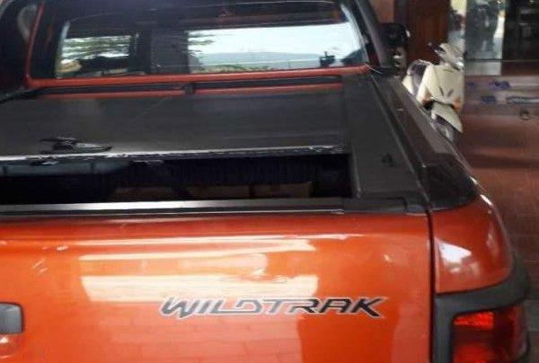Bán Ford Ranger đời 2014, nhập khẩu, màu cam2