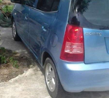 Bán gấp Kia Morning năm 2007, màu xanh lam, nhập khẩu 3